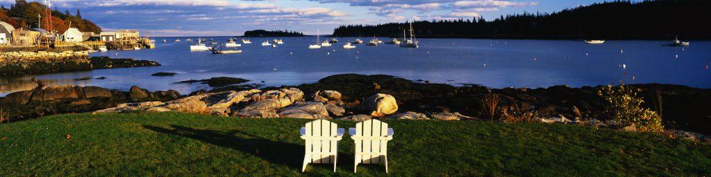 New England Harbor View