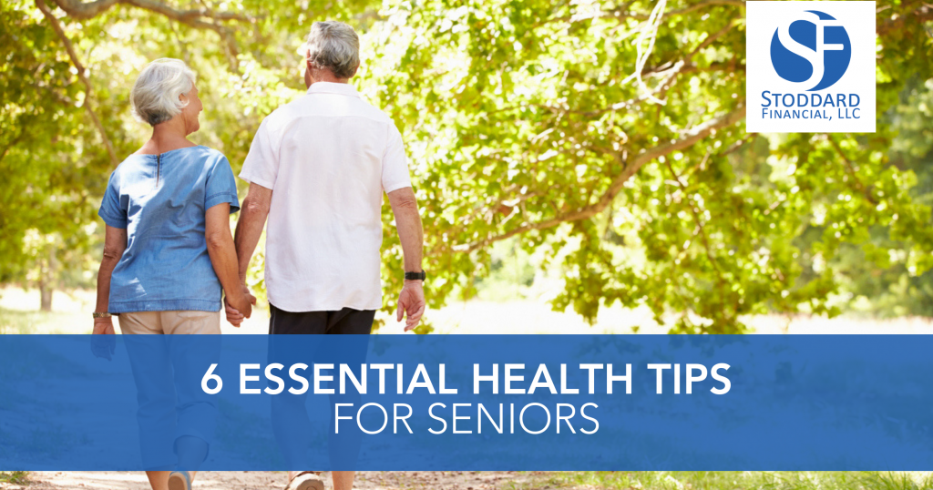 6 Essential Health Tips for Seniors