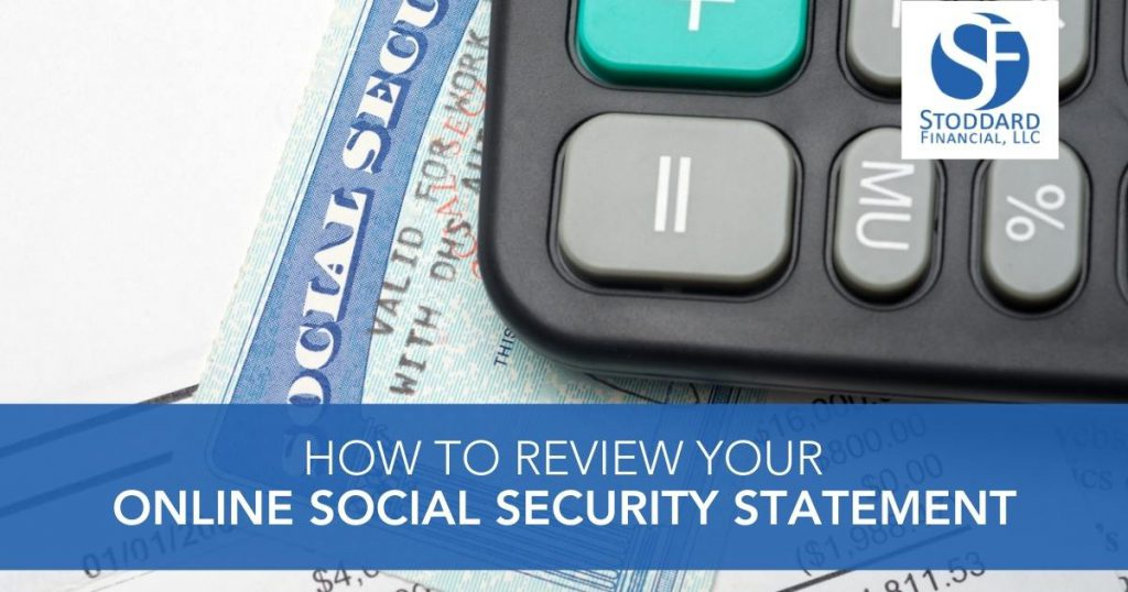 How to Review Your Online Social Security Statement